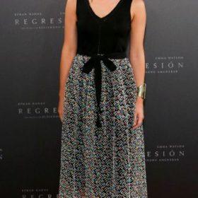 Η Emma Watson με Christopher Kane