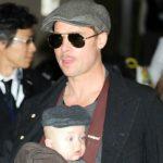 Brad Pitt, Knox Pitt