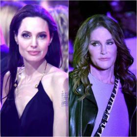 Lookalike: 4 φορές που η Caitlyn Jenner ήταν ίδια με την Angelina Jolie