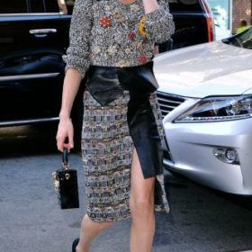 H Kate Bosworth με Alexander McQueen