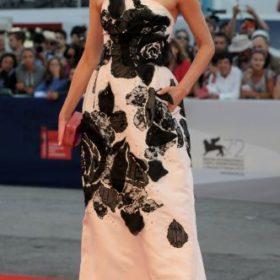 Η Diane Kruger με Oscar de la Renta