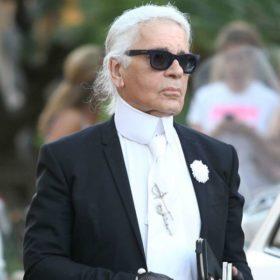 Έφυγε από τη ζωή ο Karl Lagerfeld