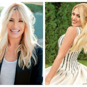 Κωνσταντίνα Σπυροπούλου & Φαίη Σκορδά: Ποια φόρεσε τα πανάκριβα πέδιλα καλύτερα;