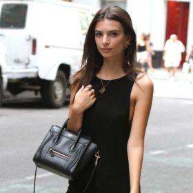 Κι όμως, ένα από τα πιο περιζήτητα μοντέλα, φοράει φόρεμα που κοστίζει ελάχιστα