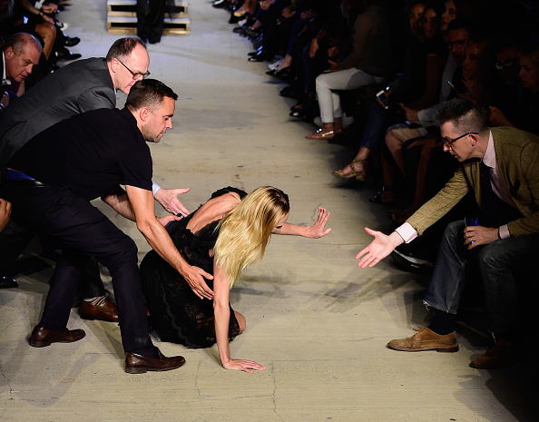 candice swanepoel givenchy falls