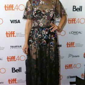 Η Rachel McAdams με Valentino