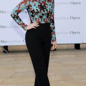 Η Jessica Chastain με Elie Saab