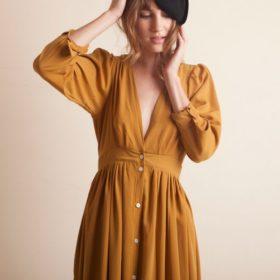 Madame Shou Shou: Δείτε τα πιο ωραία ρούχα από τη νέα της συλλογή για το φθινόπωρο