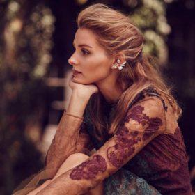 Olivia Palermo: Δείτε την πιο ωραία φωτογράφιση της καριέρας της για τα οικονομικά κοσμήματα που σχεδίασε
