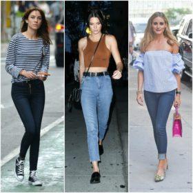 Τέσσερα tips για να κάνετε το look σας πιο ενδιαφέρον, ανάλογα με το τζιν παντελόνι που θα επιλέξετε