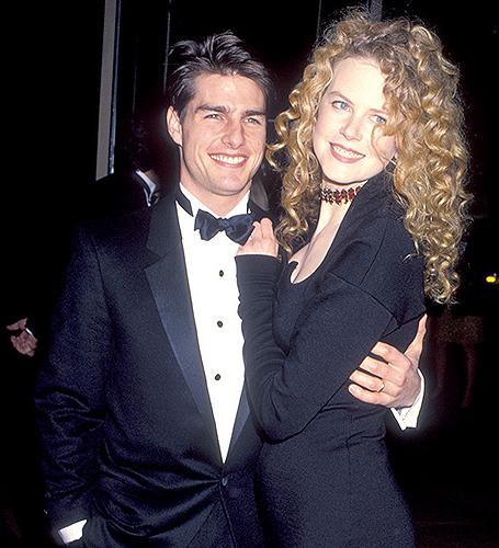 Tom Cruise, Nikole Kidman