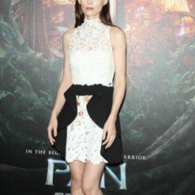 Η Rooney Mara με Giambattista Valli