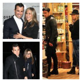Jennifer Aniston & Justin Theroux: Αυτές είναι οι ομοιότητες στο ντύσιμό τους