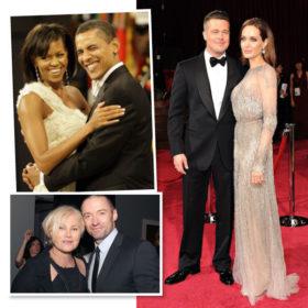 Διάσημα ζευγάρια: Αυτοί είναι οι άντρες που λατρεύουν τις γυναίκες τους