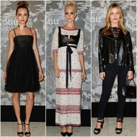 Chanel: Δείτε τα looks των celebrities στα εγκαίνια της νέας έκθεσης του Οίκου στο Λονδίνο