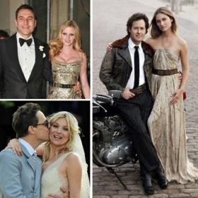 Tie the knot: Δείτε τι φόρεσαν τα πιο διάσημα μοντέλα την ημέρα του γάμου τους