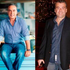Ο Φώτης Σεργουλόπουλος και ο Γιώργος Λιάγκας έλυσαν τις διαφορές τους on air: «Με προσέβαλες»