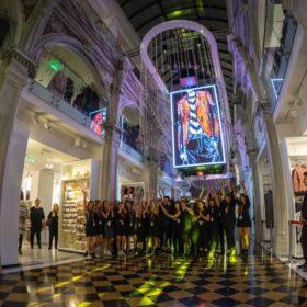 Με ένα μοναδικό fashion party υποδέχθηκε το #hmbalmaination η Αθήνα