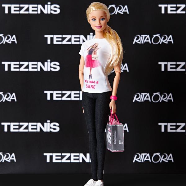 tezenis, barbie, homepage image