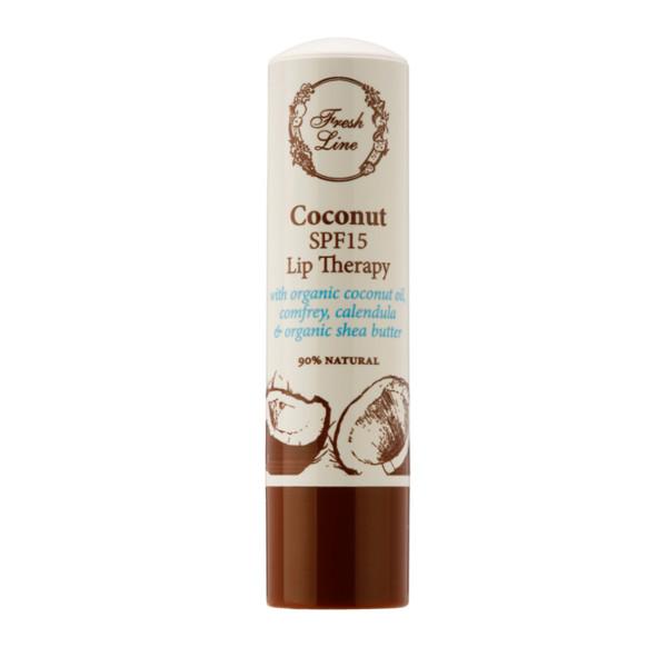 Coconut SPF15 Lip Therapy