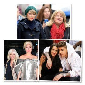 Look alike: Αυτοί είναι οι celebrities που μοιάζουν στις μαμάδες τους