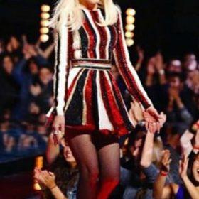 Η Gwen Stefani με Zuhair Murad