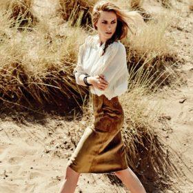 Shop it! Οι midi φούστες είναι το πιο θηλυκό κομμάτι της γκαρνταρόμπας
