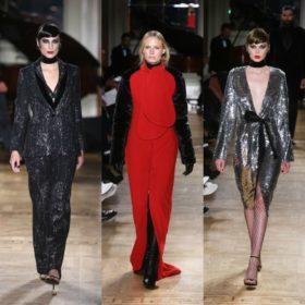 Dimitris Petrou: Δείτε ποιοι celebrities έδωσαν το παρών στο εντυπωσιακό fashion show του δημιουργού