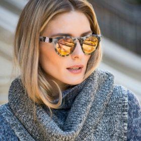 Η νέα συλλογή γυαλιών της Olivia Palermo είναι αυτό που θέλετε