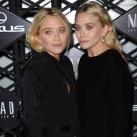 Οι δίδυμες Olsen σχεδίασαν το πιο σικάτο κοστούμι για τη μικρότερη αδερφή τους