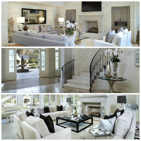 Kim Kardashian Home Decor: Dream House: Το υπερπολυτελές σπίτι της Kim Kardashian και