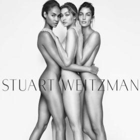 Stuart Weitzman Campaign: Η πιο ωραία φωτογράφιση με τα πιο διάσημα μοντέλα