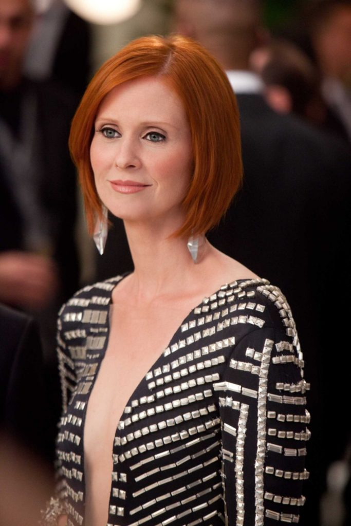 miranda hobbes, sex and the city, transgender son