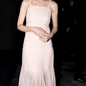 Η Rooney Mara με Chanel