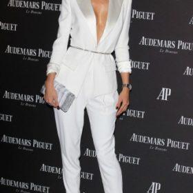 Η Alessandra Ambrosio με Alexandre Vauthier
