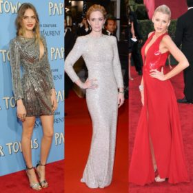 Best dressed: Δείτε τις ωραιότερες εμφανίσεις των celebrities για το 2015