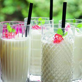 Ποτό µε Γάλα Καρύδας και Πιπεριές Τσίλι