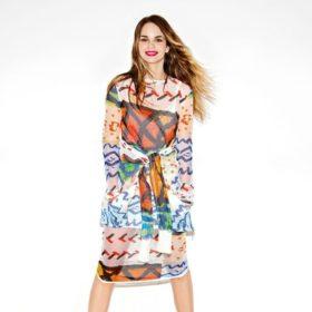 Πατρίτσια Μίλικ Περιστέρη: Φόρεσε την ωραιότερη φούστα για τις γιορτές που έχουμε δει