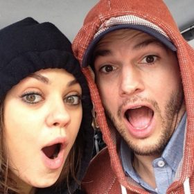 Το πιο ωραίο μωρό! Δείτε την πανέμορφη κόρη του Ashton Kutcher και της Mila Kunis
