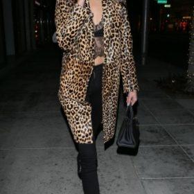 H Kendall Jenner με Hermès