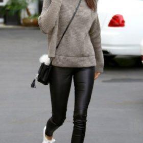 Η Kendall Jenner με Helmut Lang