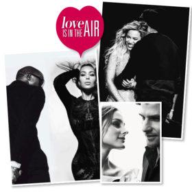 Love is in the air: Τα πιο ερωτευμένα ζευγάρια του 2015