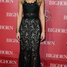Η Amber Heard με Dolce& Gabbana