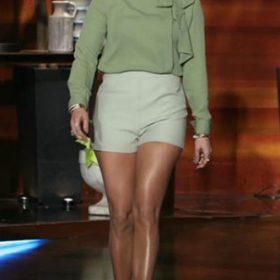 H Jennifer Lopez με Gianvito Rossi