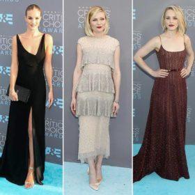 Critics' Choice Awards 2016: Τι φόρεσαν οι διάσημες stars και έκλεψαν τις εντυπώσεις