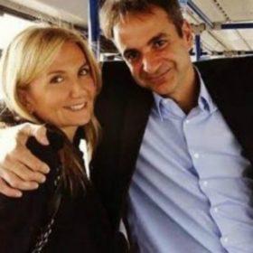 Μαρέβα Γκραμπόφσκι – Κυριάκος Μητσοτάκης: Δείτε τις πανέμορφες έφηβες κόρες του ζευγαριού