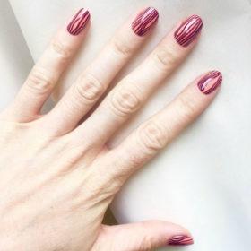 #WoodGrainMani: Το νέο trend προστάζει τα νύχια σας να δείχνουν «ξύλινα»