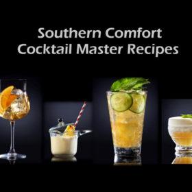 #Comfortable: Σας προτείνουμε 10 υπέροχα cocktails με αφορμή το ανανεωμένο Southern Comfort