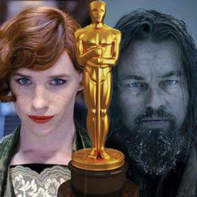 OSCARS 2016: Απειλείται ο Leonardo DiCaprio από τον Eddie Redmayne;