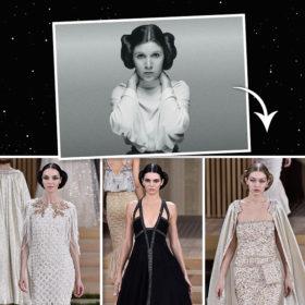 Τι έκανε το Star Wars στο τελευταίο catwalk της Chanel;